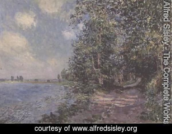 Alfred Sisley - Veneux, August Afternoon, 1881