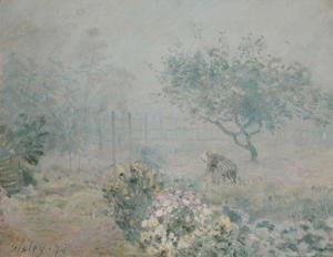 The Fog, Voisins, 1874