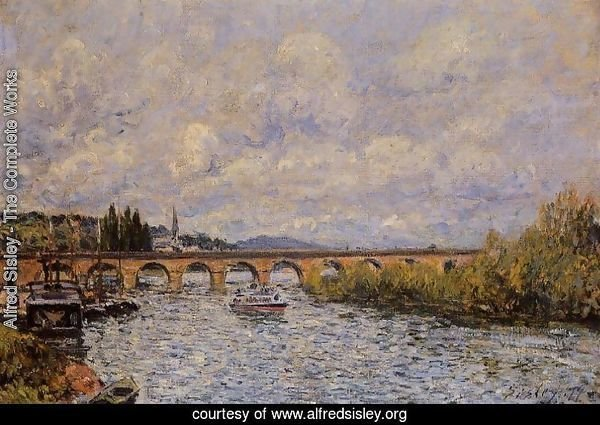 The Sevres Bridge I