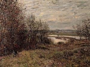 Alfred Sisley - The Roches-Courtaut Wood, near By