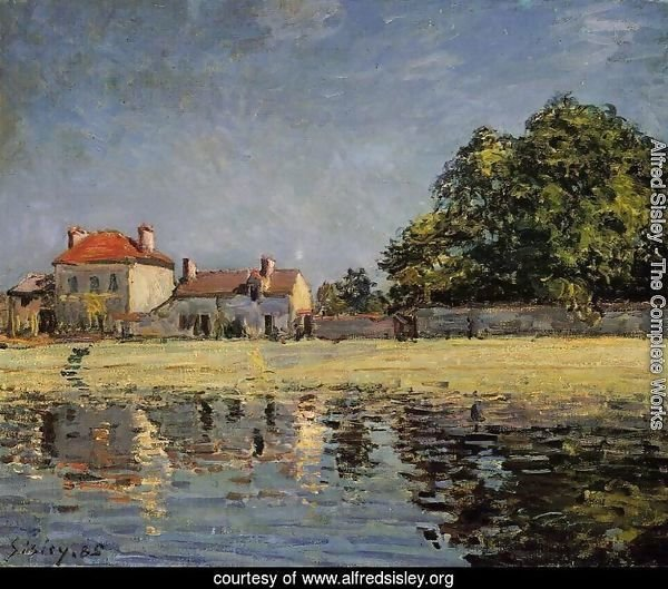 Banks of the Loing, Saint-Mammes