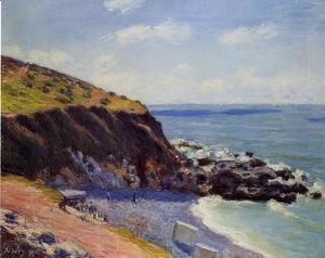 Lady's Cove - Langland Bay Morning  1897