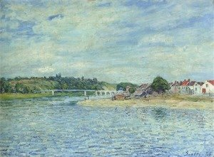 The Seine at Saint Mammes