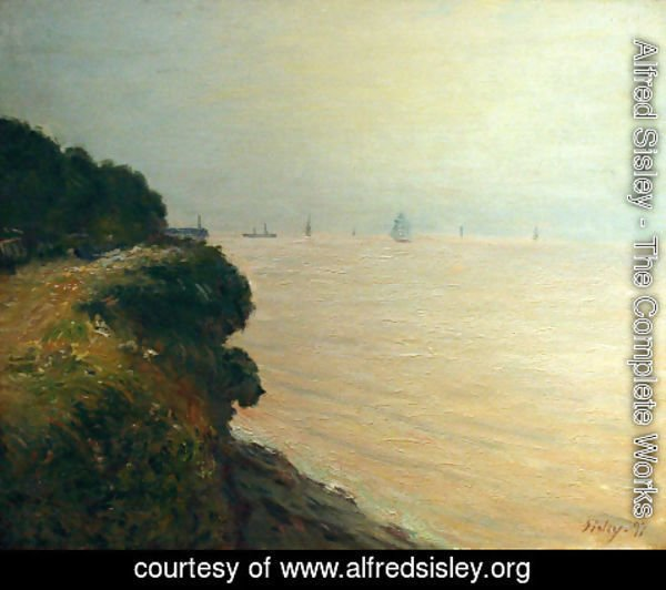 Alfred Sisley - Unknown 4